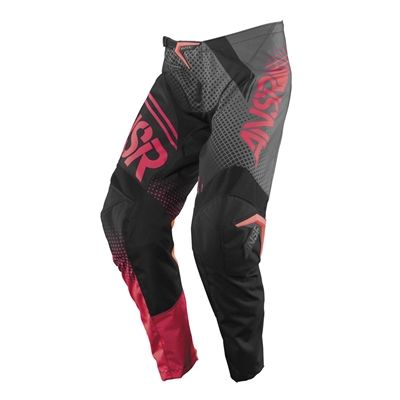 Shop for Answer Racing 2016 Syncron Pant Black/Grey/Red at Motocrossgiant. Motocrossgiant offers a wide selection of Answer Racing motocross gear, cheap bike parts , apparel and accessories with free shipping.