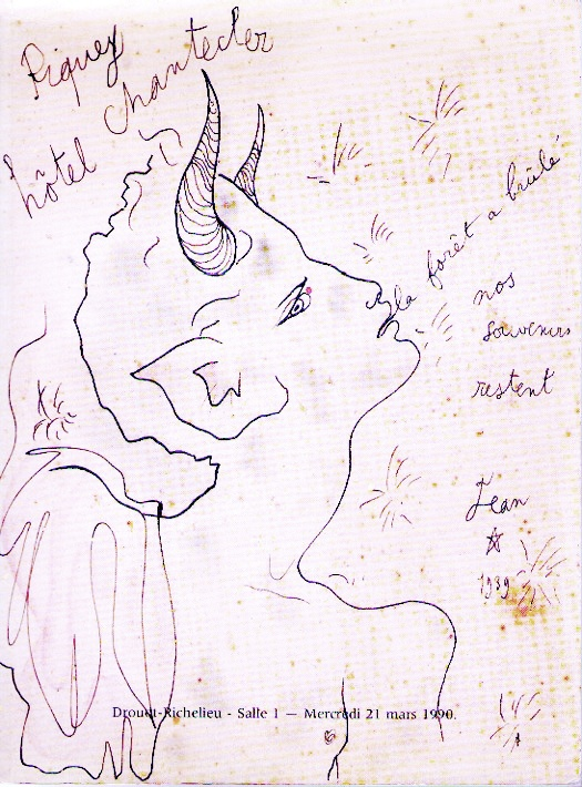 Jean Cocteau 1939