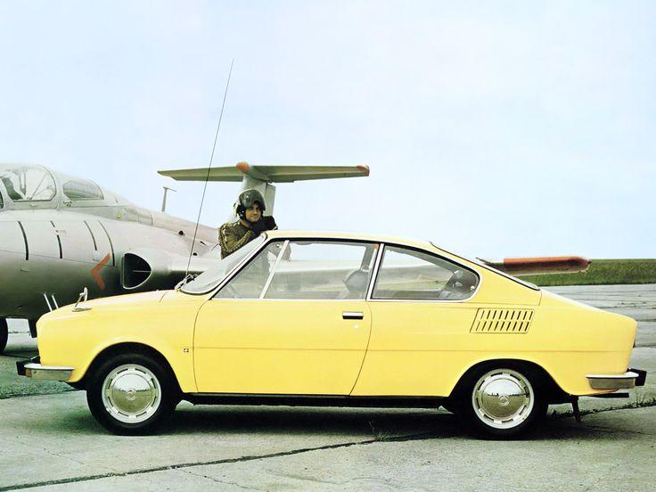 Skoda 110 R - 1971