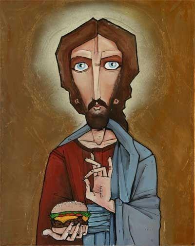 Иисус бургер