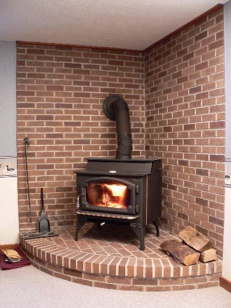 woodstove hearth - Google Search More - 27 Best WOOD STOVE HEARTH IDEAS Images On Pinterest Wood Stove