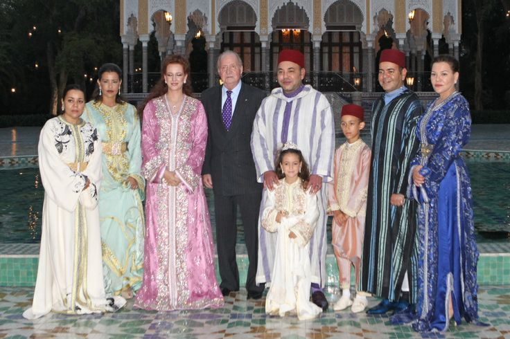 Matrimonio In Morocco : Best images about royal family of morocco on pinterest