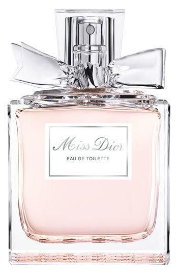 Dior Perfume  Just a spritz on your wedding day.