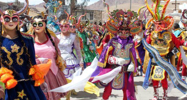 El norte de Chile celebra con la Fiesta de Ayquina - Chile Travel
