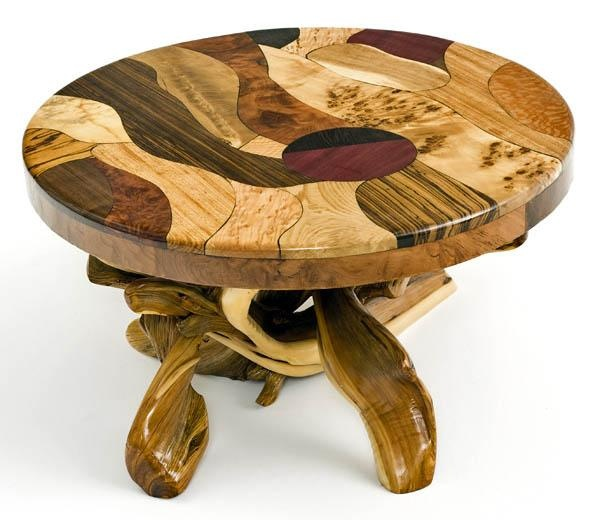 Slab Burl Wood Organic Vintage California Coffee Table At: 1000+ Images About Burl Wood On Pinterest