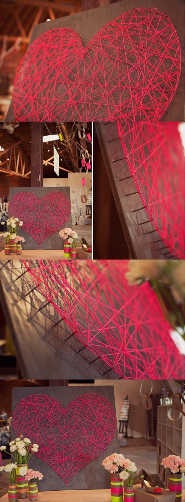 Have you ever wondered how to make string art crafts? It's a really cool DIY project that you can play around with. Whether you're following string art patterns or just doing your thing, it's a great room decoration idea you can create anytime.