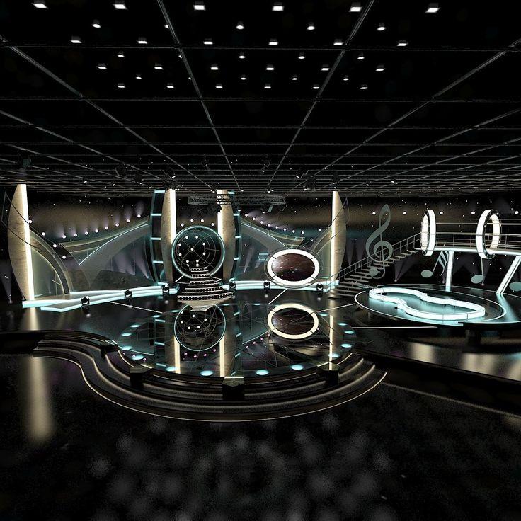 18 best studio set design images on pinterest 3d for Find and design tv show
