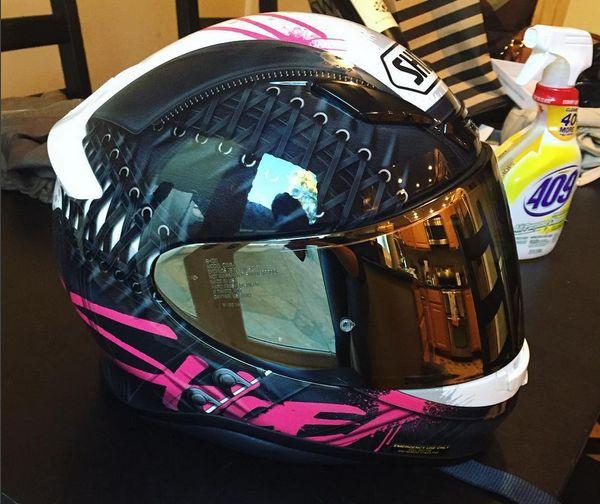 Shoei Seduction Motorcycle Helmet