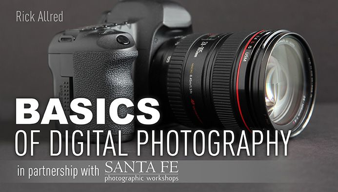 Get $10 off Craftsy's newest photography class, Basics of Digital Photography, on the Craftsy blog!