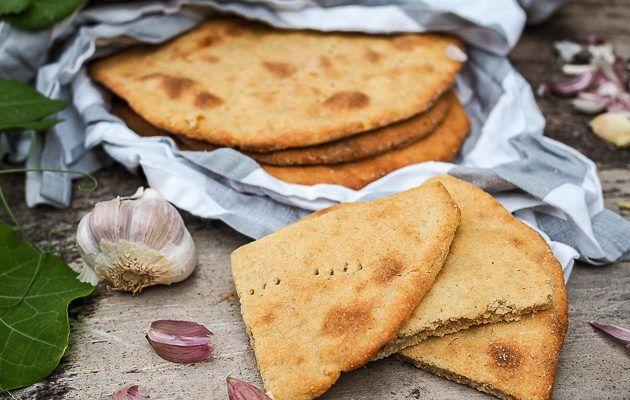 Valkosipulileipäset