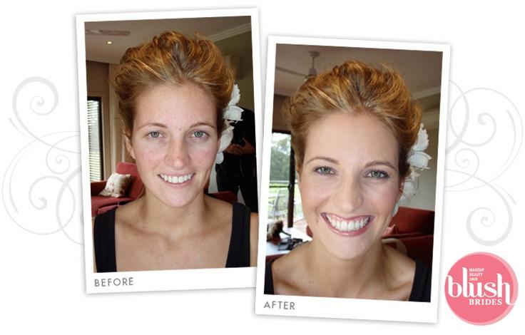 Blush Brides Makeup and Hair
