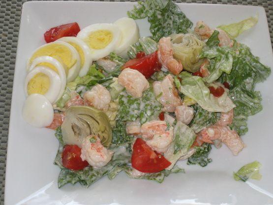 Shrimp Salad Recipe - Food.com: Food.com
