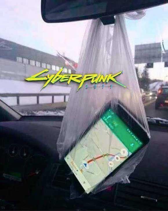 Cyberpunk 2077: o meme das pessoas que vivem no futuro | Cyberpunk ...