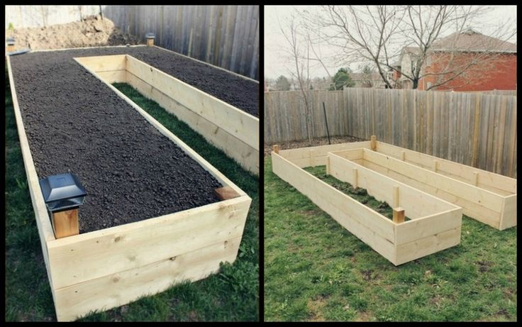 This Do It Yourself U Shaped Garden Bed Will Make Your