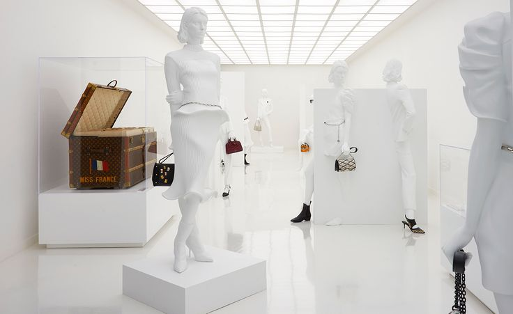 A fashion journey: Louis Vuitton unveils Series 3 exhibition in London | Fashion | Wallpaper* Magazine