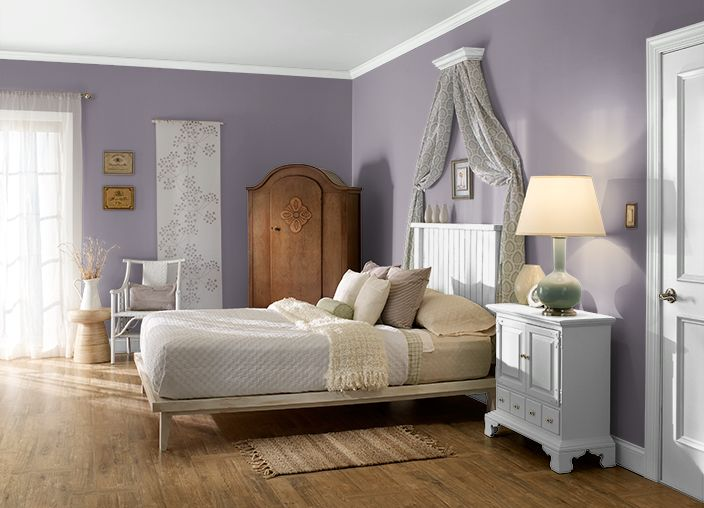 Behr Gothic Amethyst Paint Colors Pinterest Behr