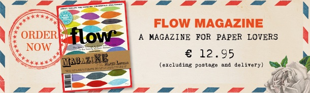 Such beautifully imperfect design. And I lOVE their mission statement!Flowmagazine.com - Sanoma Media Netherlands B.V.