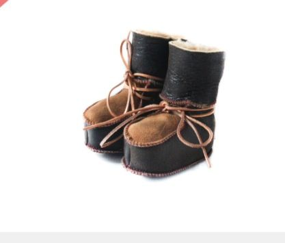 Get your kiddies a pair if these adorable warm booties!  http://www.mywoodlandsshop.com/kapcie