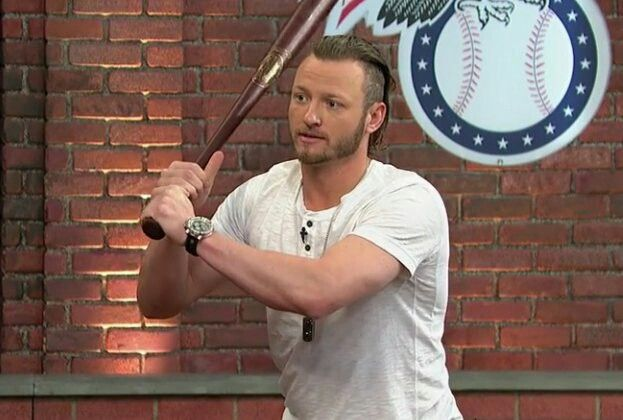Josh Donaldson talks hitting on MLB Central.