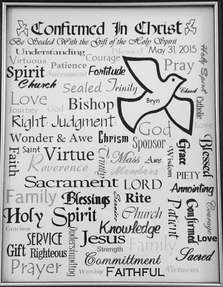 8 best confirmation images on pinterest religion christening heres another confirmation gift i made for my class this year i purchased 1 frames negle Choice Image