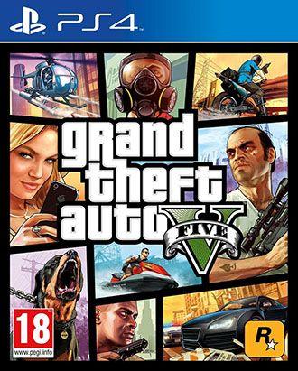 GTA V PS4 Rockstar games