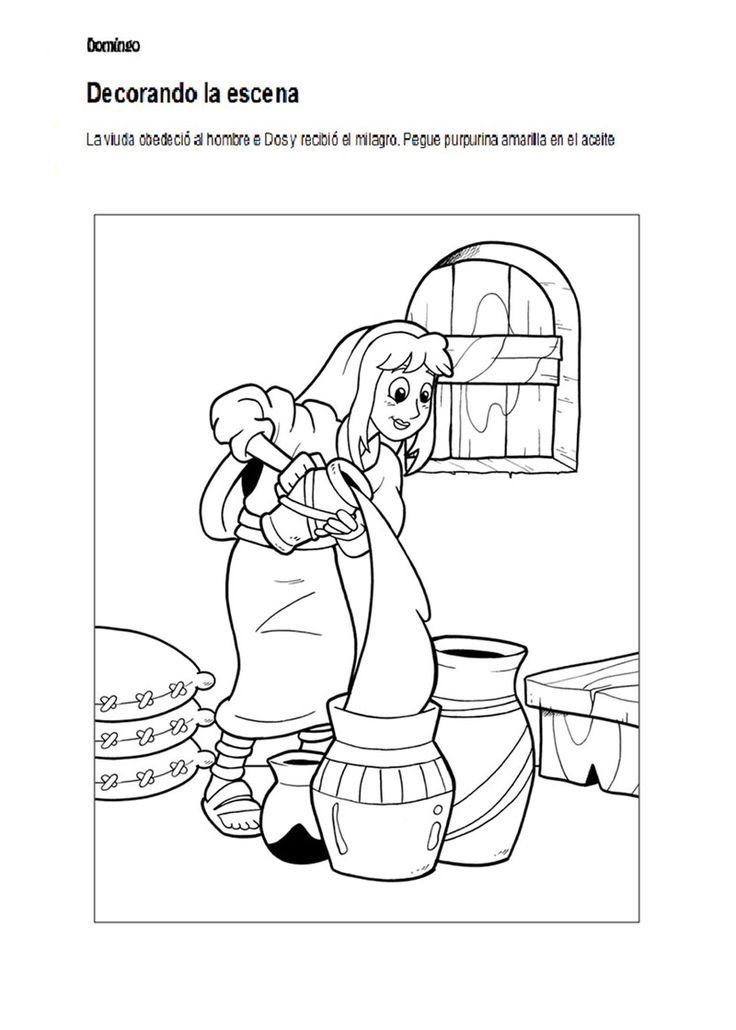 imagenes elias biblia para niños - Buscar con Google