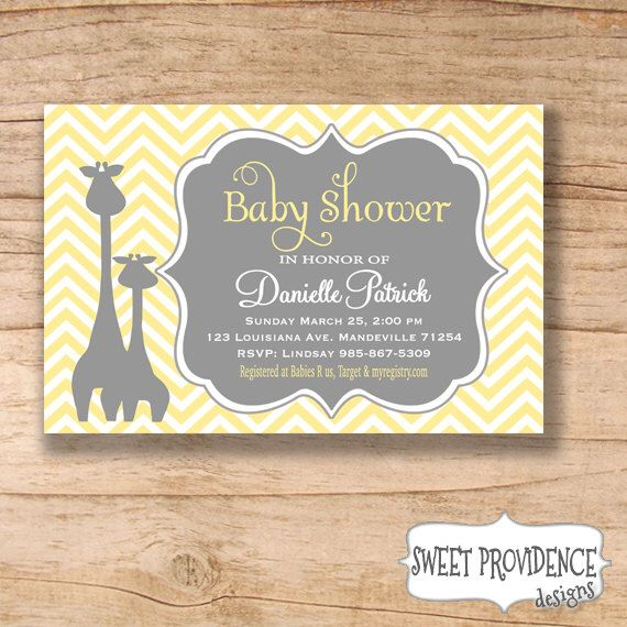 A Personal Favorite From My Etsy Shop Https://www.etsy.com. Baby Shower  GiraffeBook ...