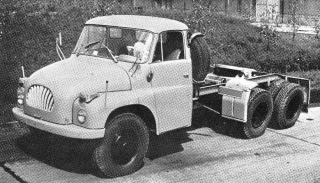 Tatra T138 NTn 6x6