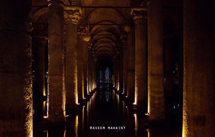Hagia Sophia by Waseem Mahayni