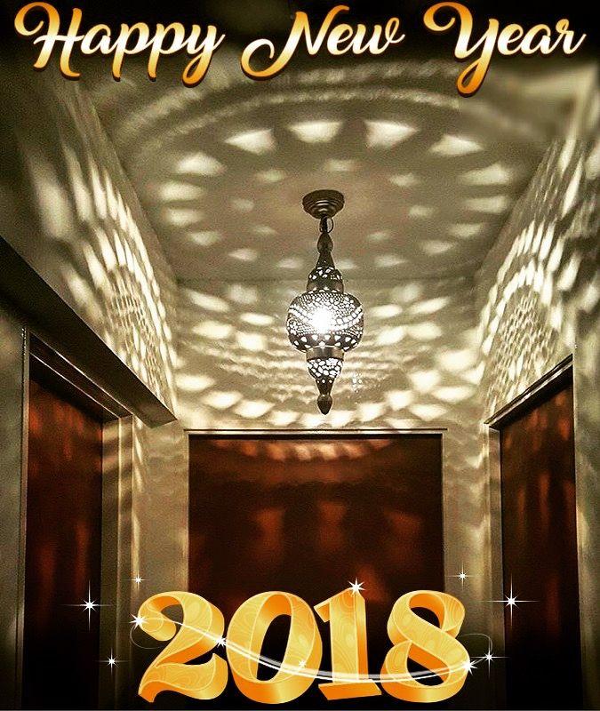 Happy New Year!!! #newyear2018
