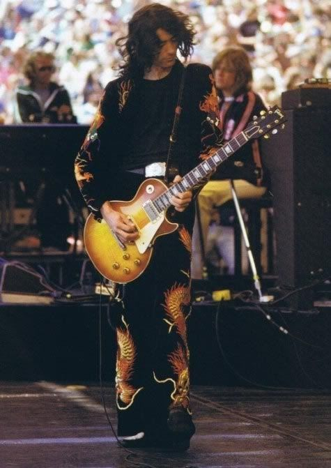 jimmy page - Jimmy Page Halloween Costume