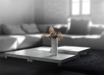 Der Neue Trends, Betonmöbel Innen Und Außen!