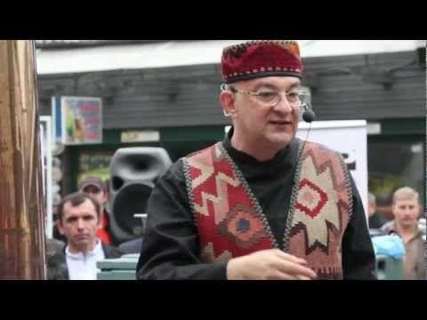 Сталик Ханкишиев и его знаменитый шашлык