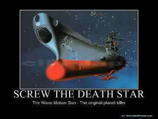 starblazers   Star Blazers movie WHY AREN'T YOU EXCITED?   Time traveling ...