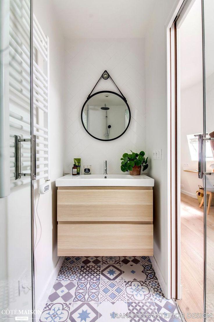 Les 68 meilleures images du tableau paroi de douche sur pinterest autocollants decoration - Photo petite salle de bain moderne ...