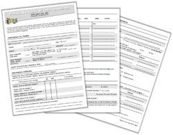 Direction - Documents de rentrée - Fiche de renseignement individuelle