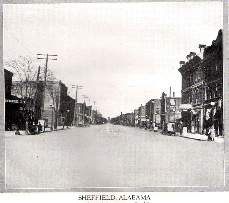 17 Best Images About Sheffield, Alabama....my Hometown! On