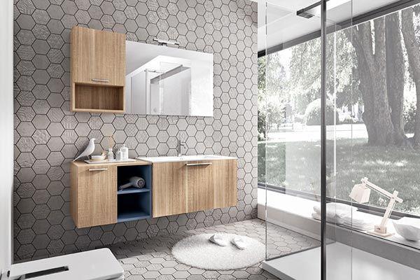 Mediterranean Style Bathroom Design, Mediterranean