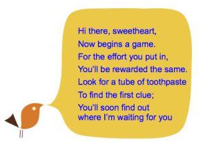 Romantic Scavenger Hunt For Your Boyfriend