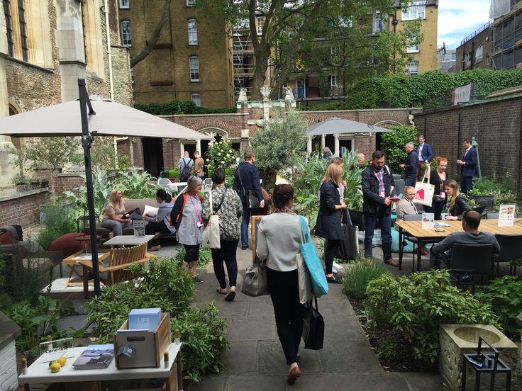 Throwback to Clerkenwell 2016 #greenliving #movingisliving #TBT