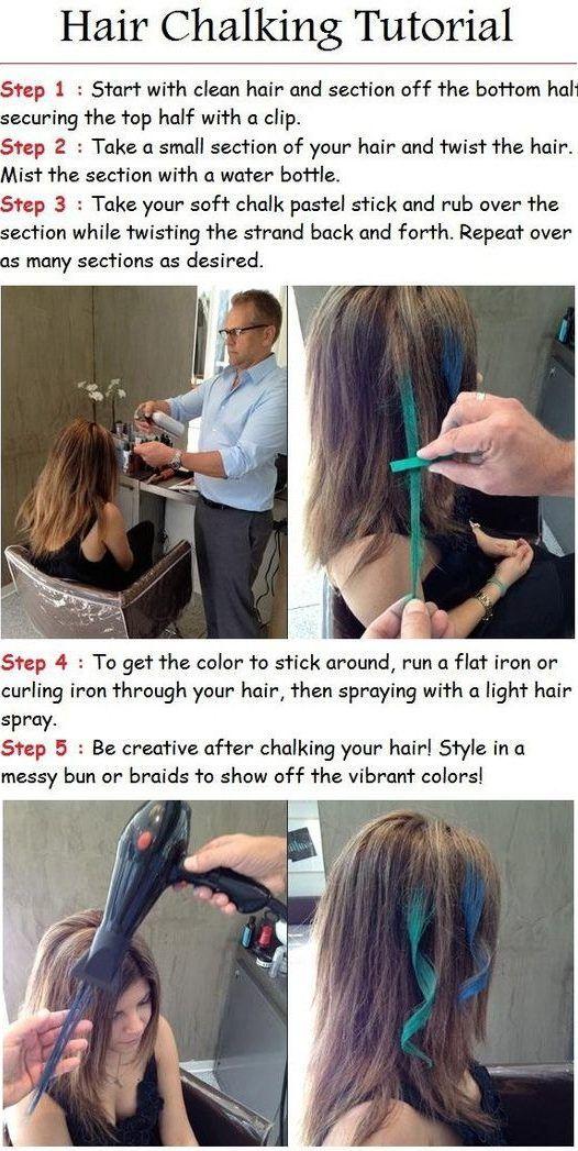 crazy fun hair color ideas