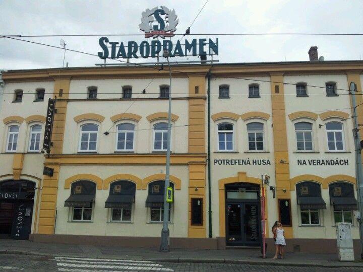 Pivovar Staropramen in Praha, Hlavní město Praha