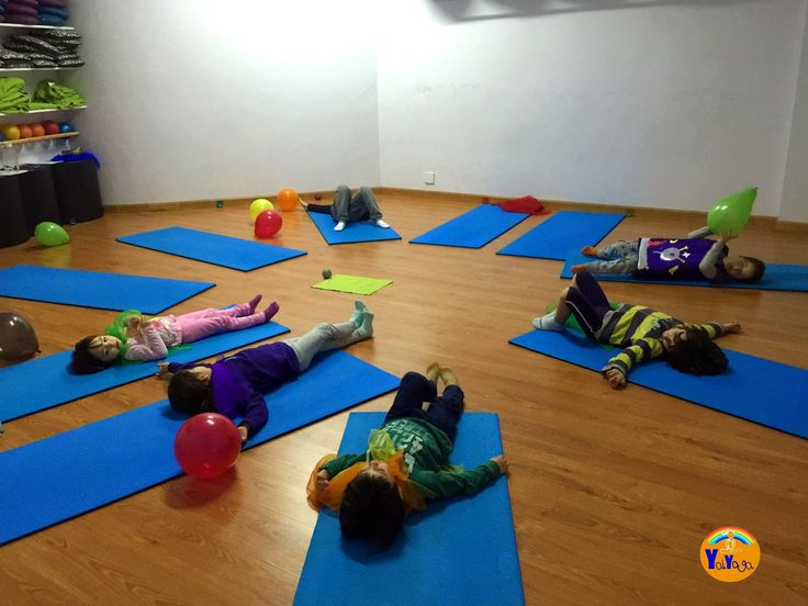 "YaiYoga: Clase de yoga con ""El monstruo de colores"""