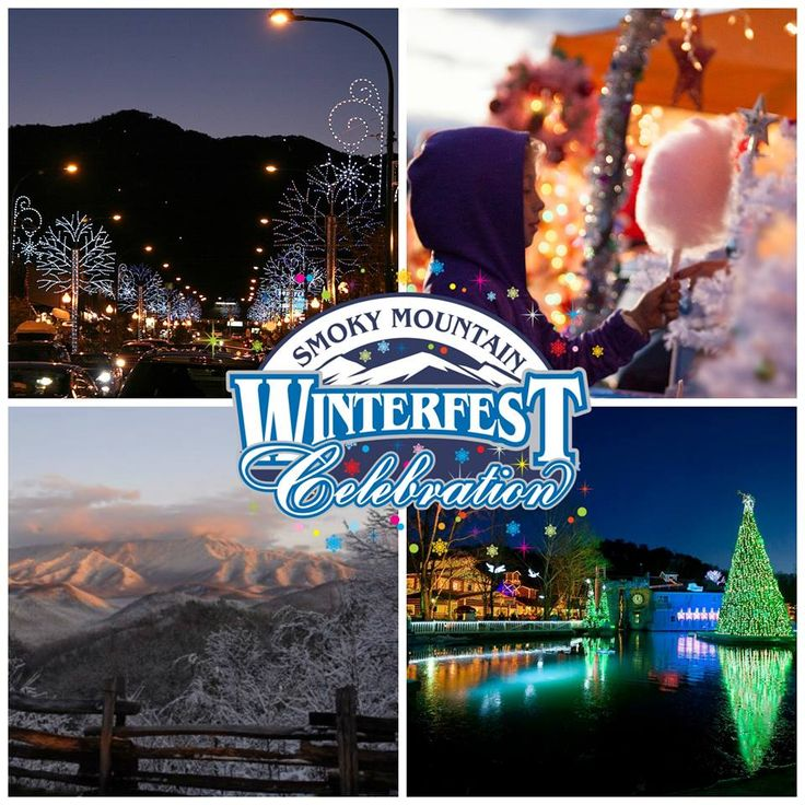 40 Best Christmas In The Smokies Images On Pinterest