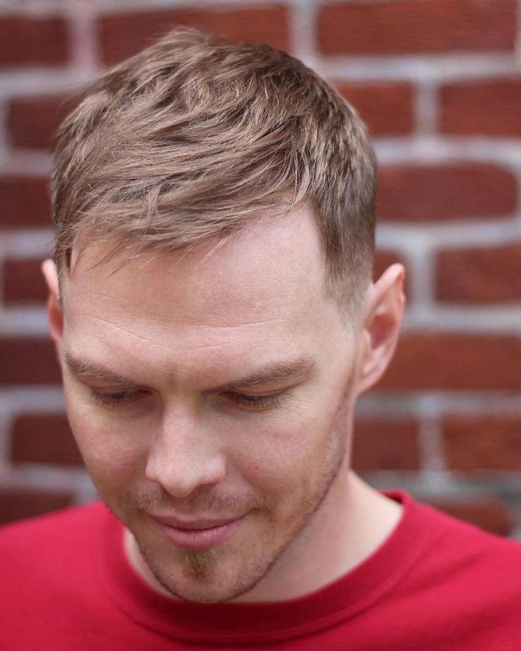 Interesting Mens Hairstyles Receding Hairline The Latest ...