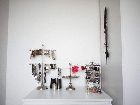 Smykkestativer, smykkeholder, Lisbeth Dahl