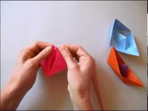 Cara Membuat Perahu Kertas Origami https://www.youtube.com/watch?v=xeC6EDasymk