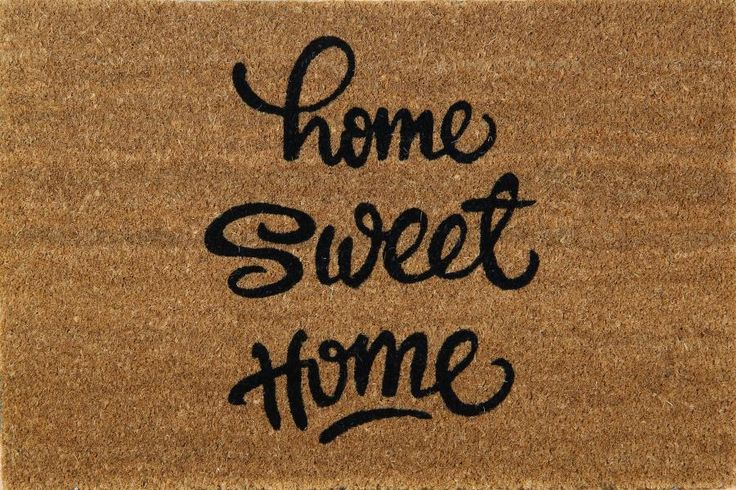 Home Sweet Home  Shop at www.onlymat.com