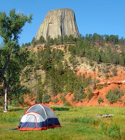 Devils Tower Wy >> go camping at yellowstone. | Camping | Yellowstone camping, Yellowstone campgrounds, Camping, hiking