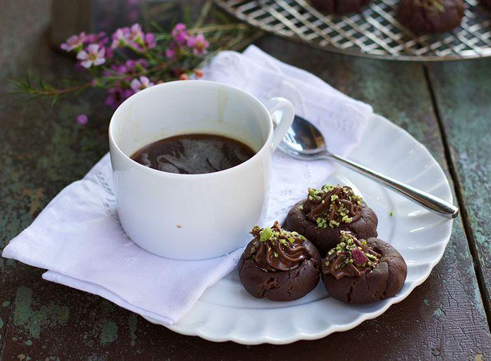 Biscuits au Nutella - Châtelaine